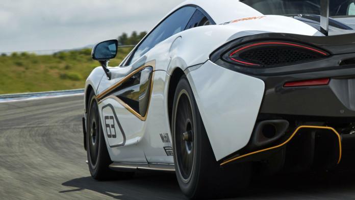 McLaren 570S Sprint Teaser (1)