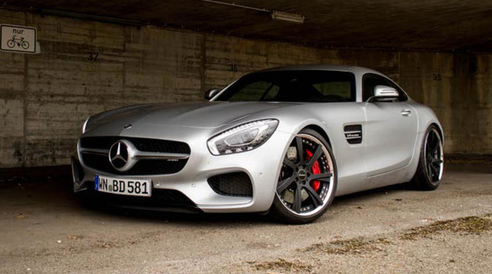 Mercedes-AMG GT by Lorinser (1)