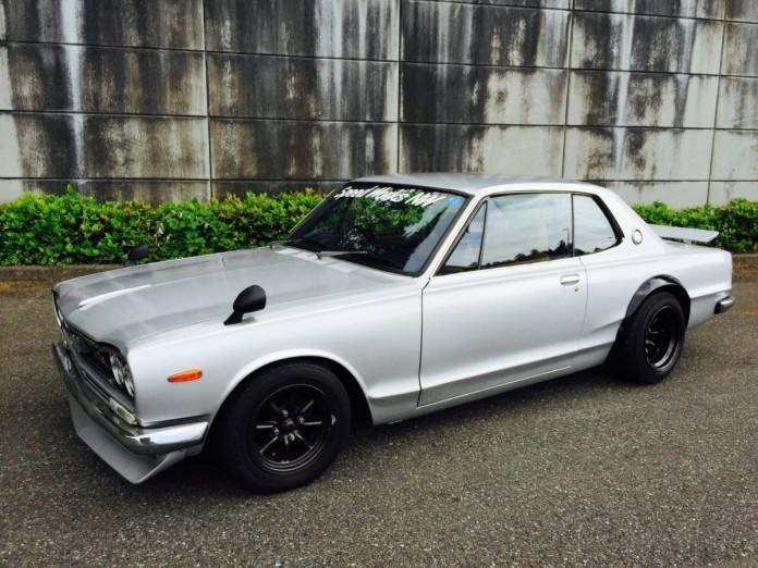 Nissan Skyline GT-X 1971 for sale (1)
