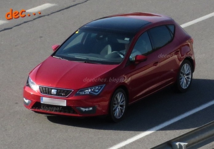 Seat Leon Facelift (2)