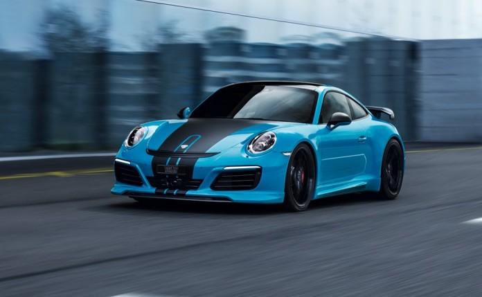 TechArt Porsche 911 CS and Turbo S (1)