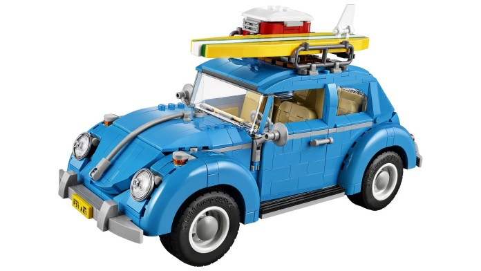 VW Beetle Lego