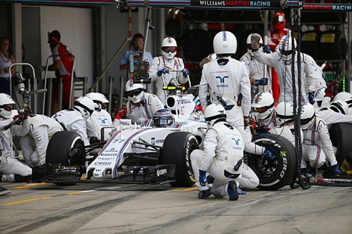 pit stop williams