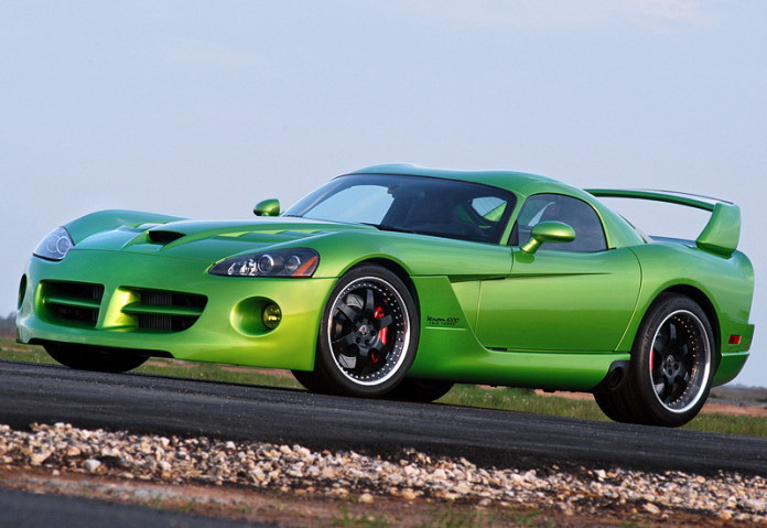2007 Hennessey Venom 1000; Dodge Viper; top car design rating and specifications