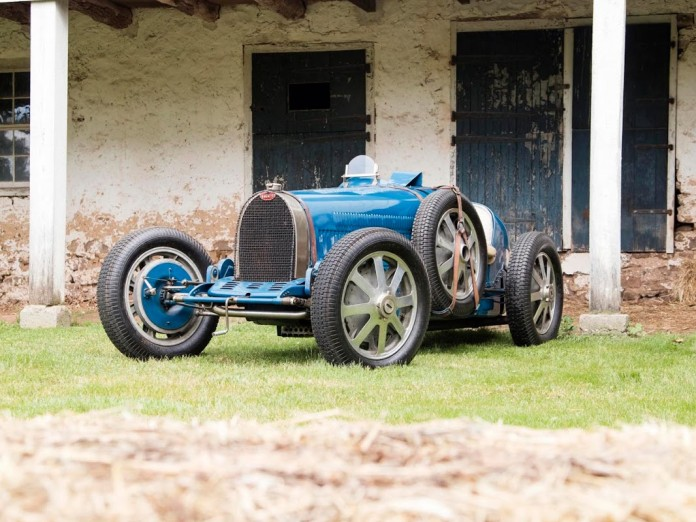 Bugatti T51 Nuvolari for auction (4)