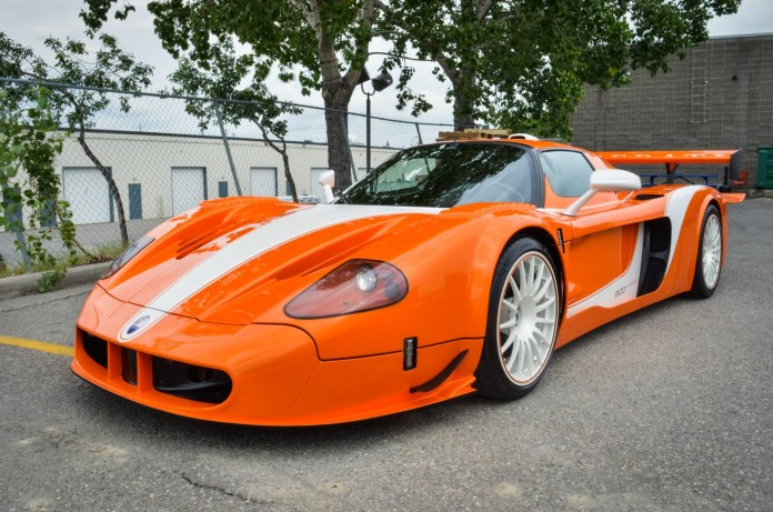 Edo Competition Maserati MC12 Corsa For Sale (2)