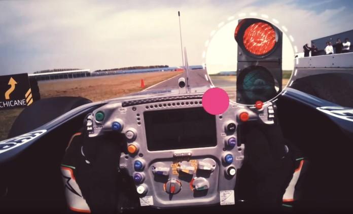 F1 Eye Tracking