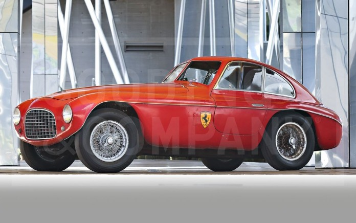 Ferrari 166 MM Berlinetta 1950