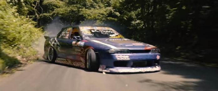 JDM drifting