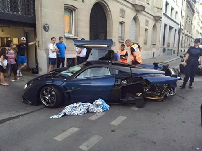 Pagani Huayra Pearl crash (5)
