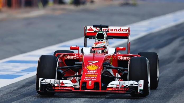 Raikkonen-Ferrari