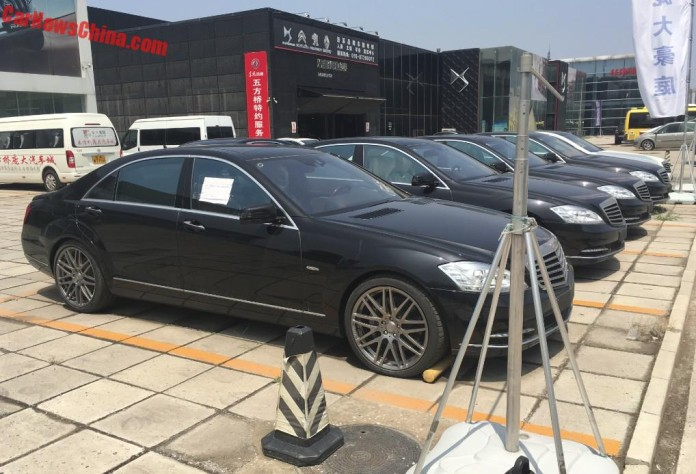 Six Brabus in china 5