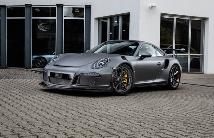 Techart Porsche 911 GT3 RS (2)