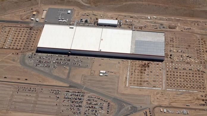 Tesla Gigafactory (1)