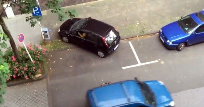 fail parking