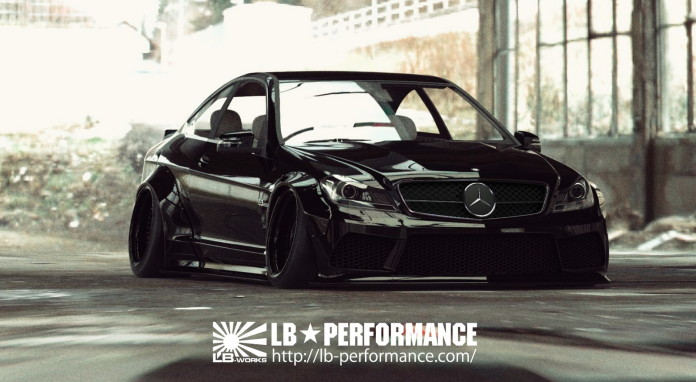 2012_Mercedes_Benz_C63_AMG_Coupe_by_Liberty_Walk_01