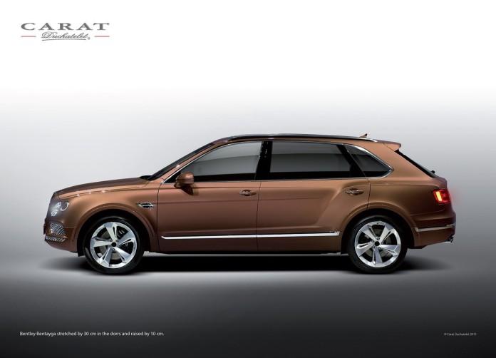 Bentley Bentayga by Carat (2)