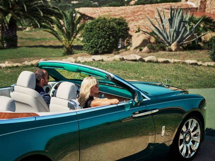 Bespoke Rolls-Royce Dawn and Wraith (3)