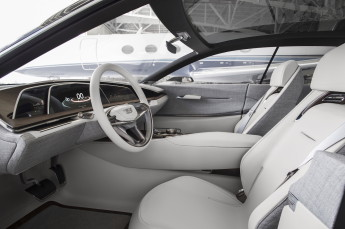 Cadillac's Escala concept previews craftsmanship and technical ideas in development for future models.