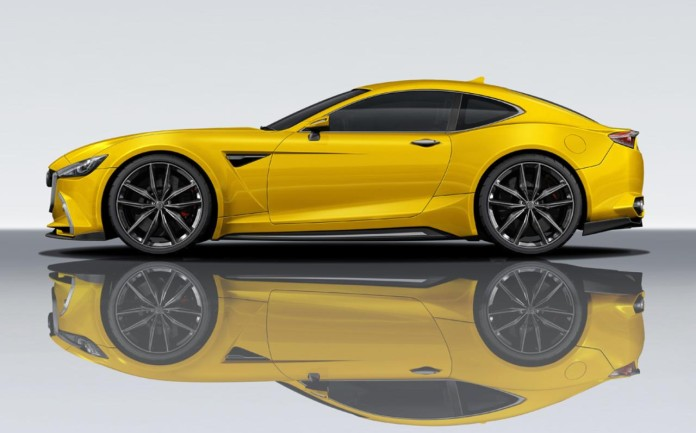 Mazda RX-9 renderings (2)