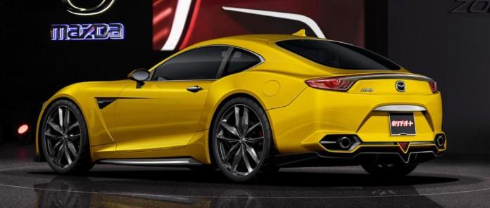 Mazda RX-9 renderings (3)