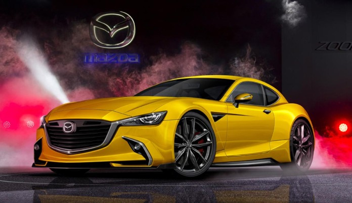 Mazda RX-9 renderings (4)