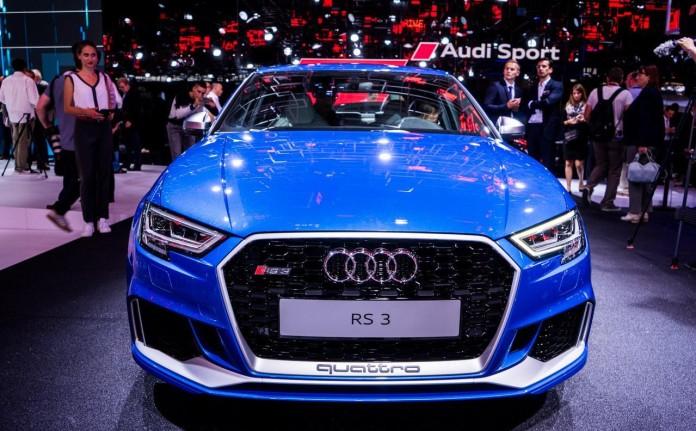 Audi RS3 Sedan (2)
