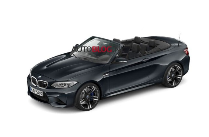 BMW M2 Cabriolet photos (1)