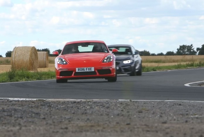 Cayman S Vs M2