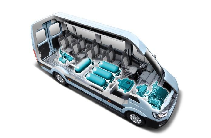 Hyundai H350 FCV concept1