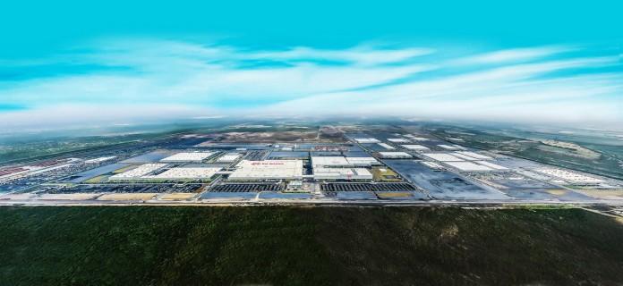 Kia Mexico plant (1)