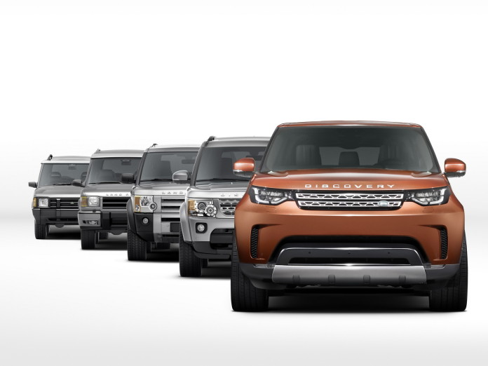 Land Rover Discovery 2017 (2)