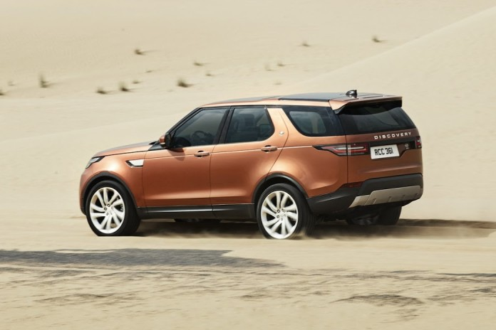 Land Rover Discovery 2017 (6)