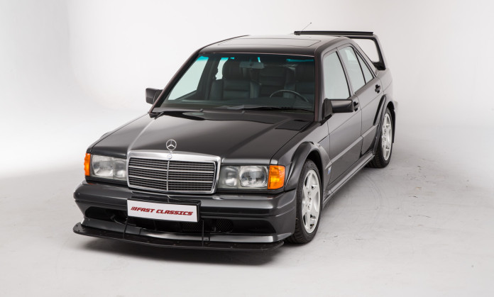 Mercedes 190 Evolution II for sale (5)