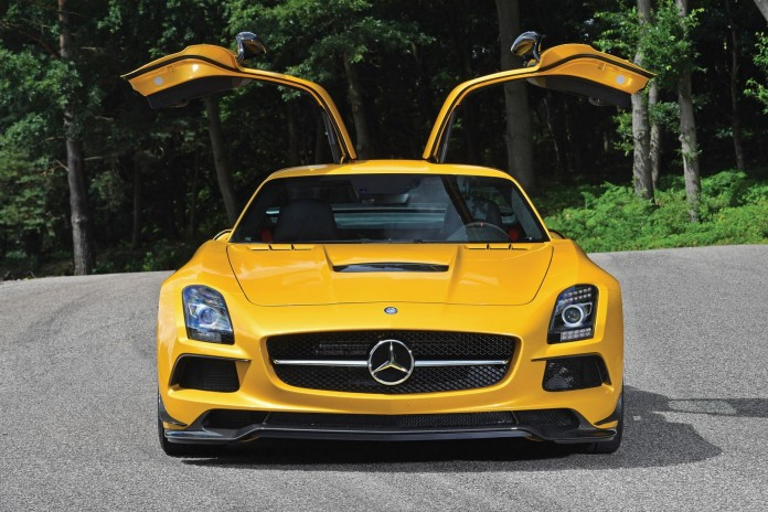 Mercedes SLS AMG Black Series1