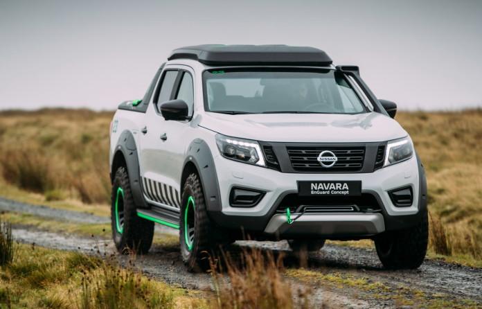 Nissan Navara EnGuard Concept (6)