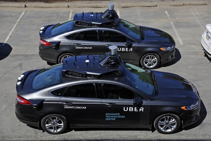 uber autonomous