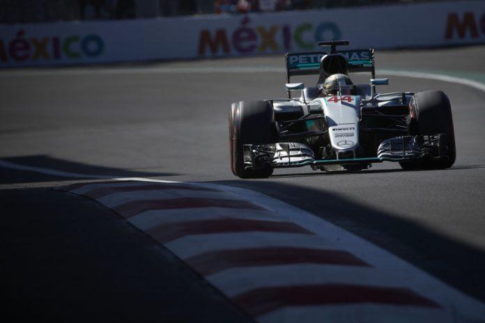2016 Mexican Grand Prix, Saturday
