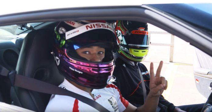 racing-driver
