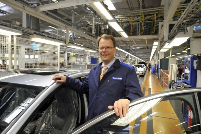 Volvo V650 Plug in Peter Mertens