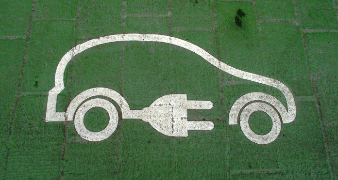 ev-electric-charger-symbol
