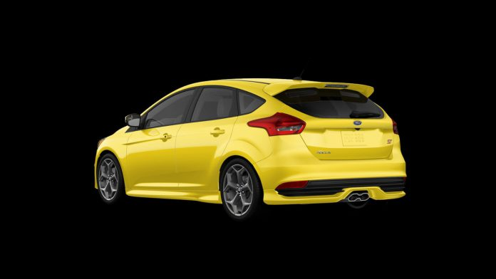 2017-ford-focus-st-triple-yellow-1