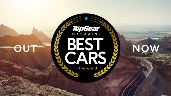 top gear magazine best cars awards 2016
