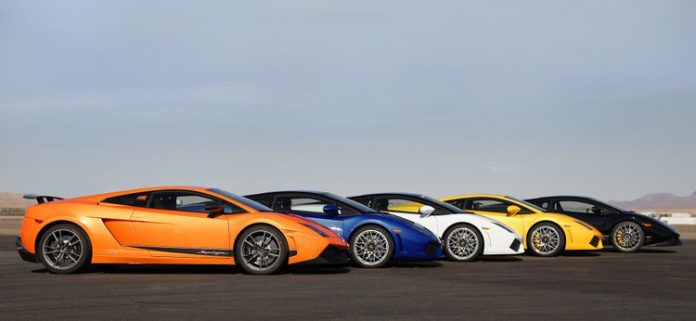 lamborghini-gallardo-series-all-versions-side-by-side