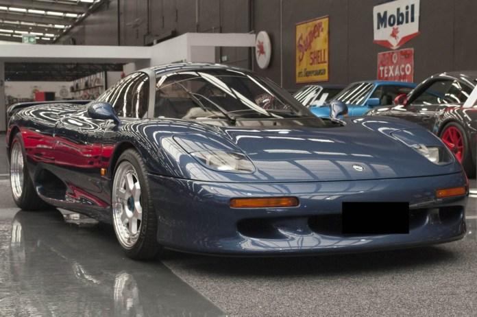 Πωλείται μια σπάνια Jaguar XJR-15 με μόλις 700 χλμ ...