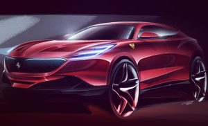 Η Ferrari ετοιμάζει 2 ακόμη SUV.  Θα είναι ηλεκτρικό;