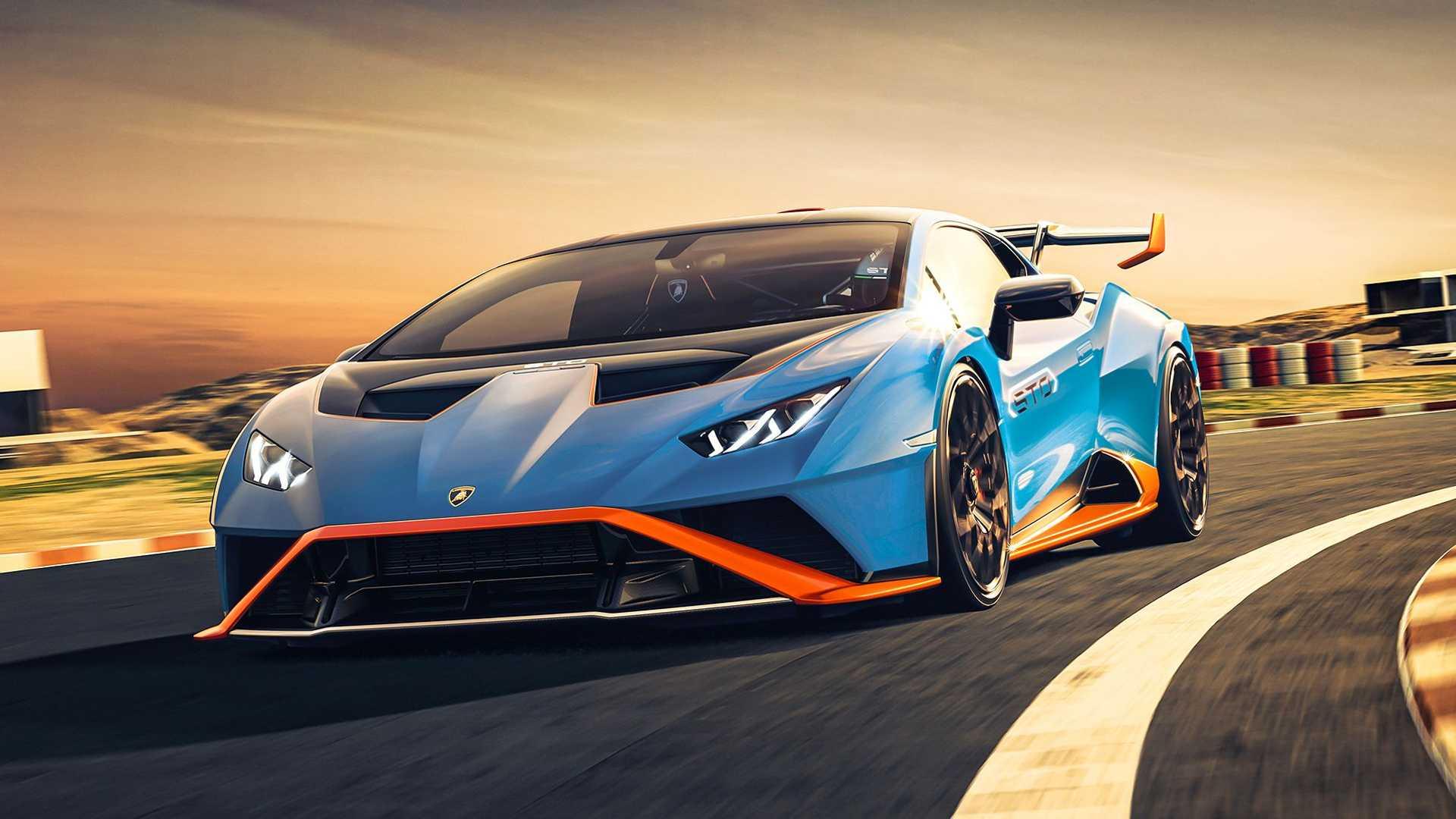 Επίσημο: Lamborghini Huracan STO – Autoblog.gr