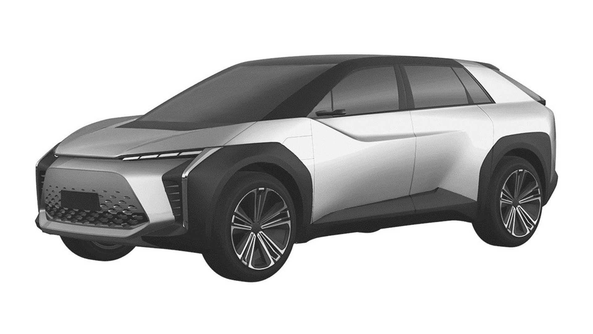 Είναι αυτό το ηλεκτρικό SUV της Toyota;