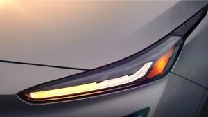 Η Chevrolet μας δείχνει τα φωτιστικά LED του Bolt EUV