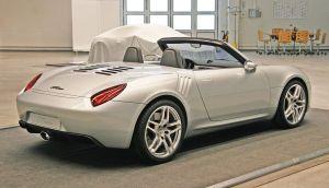 Το Porsche 550one ήθελε να είναι το σύγχρονο 550 Spyder